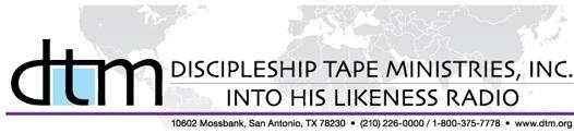 Discipleship Tape Ministries